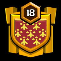 武裝玫瑰 badge