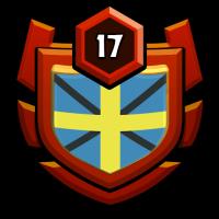 East Blue badge