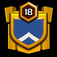 clashersPINAS badge