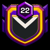 胜利者 badge