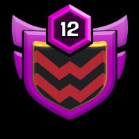 CRIMSON~RAMPAGE badge