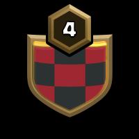 中国友谊战营 badge