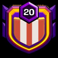PERSIAN HUNTERS badge