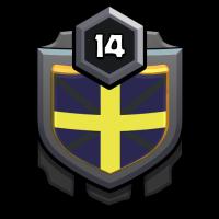 Axe badge