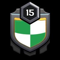 SAIGON CLAN badge