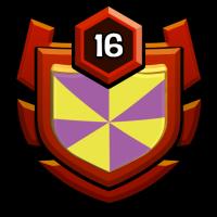 30+ clan badge
