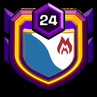 HIDDEN LEAF badge