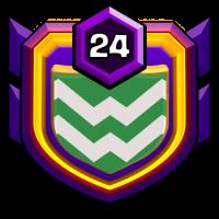 SURABAYA badge