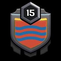 ClashKillers badge