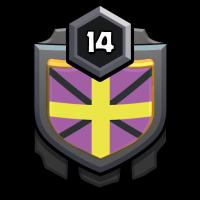 COC Masters badge