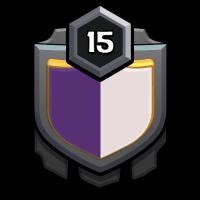 Iran Devils badge