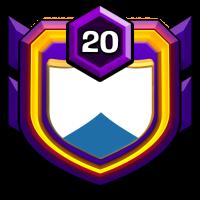 Peacemaker clan badge