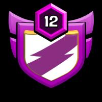 الشبح badge