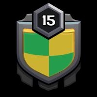 LEVEL LAND™ badge