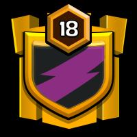 Adultes War badge