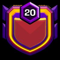 自由女神之不战部五十六营 badge