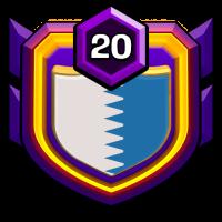 ADULTI 60 70 80 badge