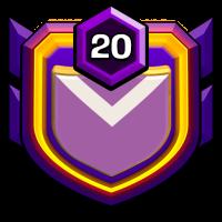 神兽-朱雀 badge