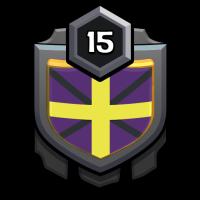 barbarien kings badge