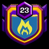 Retribution badge