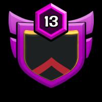 3idi0t$ in W@r badge