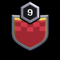 耶噢 badge