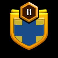 DARK HOUSE badge