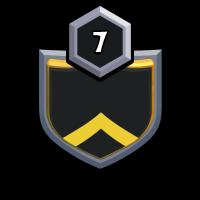 صقورالشام badge