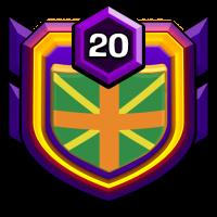 깡통로봇 badge