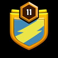 CN.皇族 badge