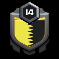 hardcore badge