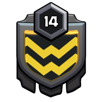King OF WaR badge