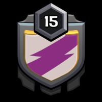 خطر الموت badge