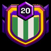 persian empire badge