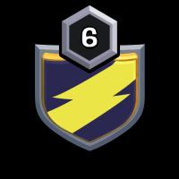 Ascending Dawn badge