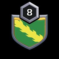 Kings Order badge