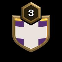 DES MES LOS UNO badge