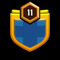 the destroyer:) badge