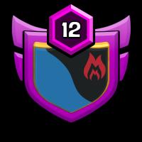 Mao Bear Nation badge