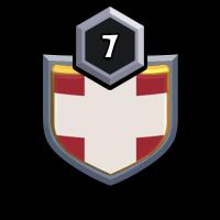 MGM Macau T.G. badge