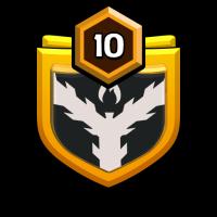 太陽城。王國 badge