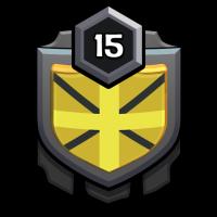野豬騎士團~~來囉' badge