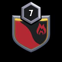 The Godfathers badge