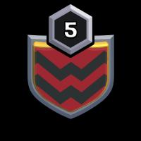 جنگجویان سیستان badge