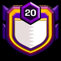 Altheron badge