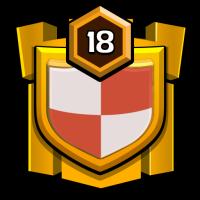 やる気勇気元気 badge