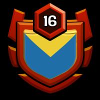 Red pandas badge