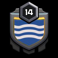 Wallie-bi badge