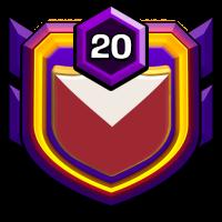 东红一号 badge