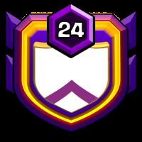 Hammer To Fall badge
